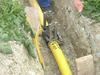 Canalización de gas